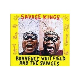BARRENCE WHITFIELD AND THE SAVAGES : LP Savage Kings