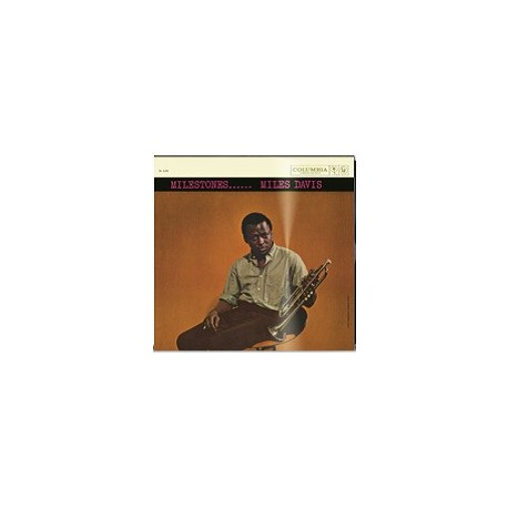MILES DAVIS : LP Milestones