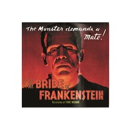 ORIGINAL SOUNDTRACK : Bride Of Frankenstein