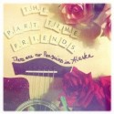 """PART-TIME FRIENDS (the) : 10""""EP There Are No Penguins In Alaska"""