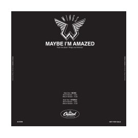 WINGS : 12'EP Maybe I'm Amazed