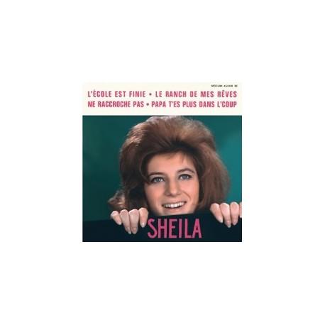 SHEILA : L'Ecole Est Finie