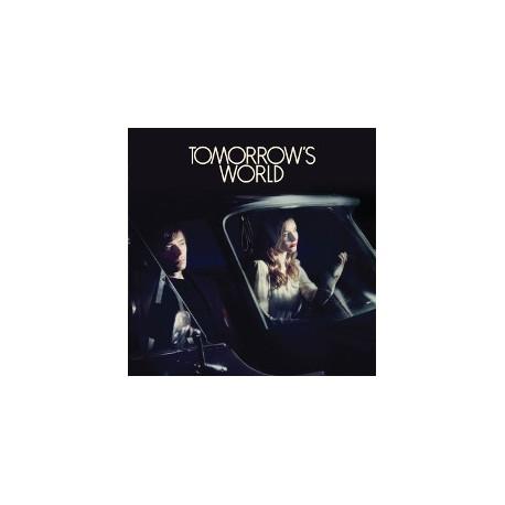 "TOMORROW'S WORLD : 10""EP Drive Remixes"