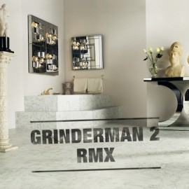 GRINDERMAN : 2xLP Grinderman 2 Rmx