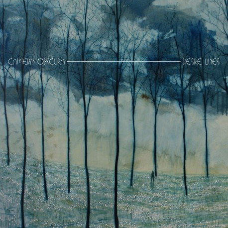 CAMERA OBSCURA : LP Desire Lines