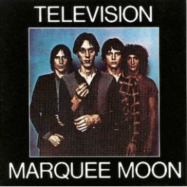 TELEVISION : LP Marquee Moon