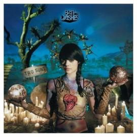 BAT FOR LASHES : LP Two Suns
