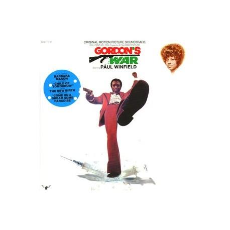 VARIOUS : LP OST Gordon's War