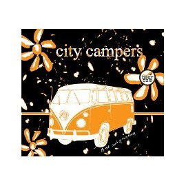 VARIOUS : CITY CAMPERS 3CD