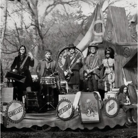 RACONTEURS (the) : Consolers Of The Lonely