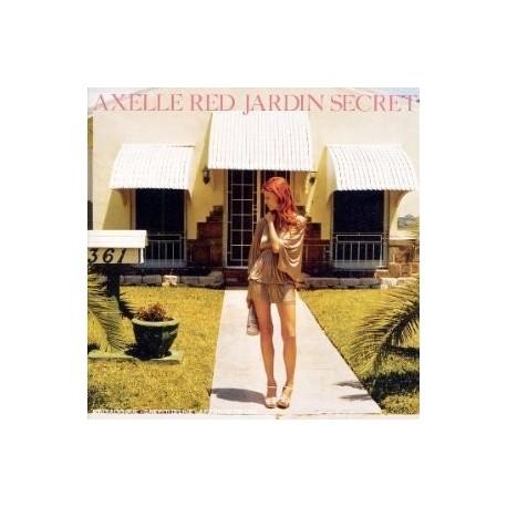 AXELLE RED : Jardin Secret