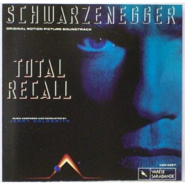 2nd HAND / OCCAS : GOLDSMITH Jerry : Total Recall