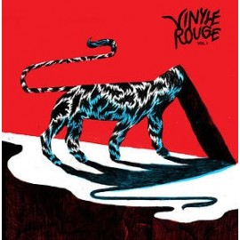 VARIOUS : LP VINYLE ROUGE Vol1