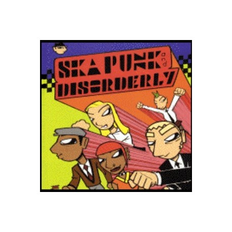2nd HAND / OCCAS : VARIOUS : Ska Punk And Disorderly