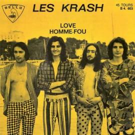 KRASH : Love