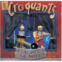 2nd HAND / OCCAS : CROQUANTS (les) : Ca Sent La Bière