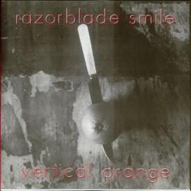 RAZORBLADE SMILE : Vertical Orange