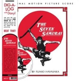 HAYASAKA Fumio : LP+CD OST Seven Samourai