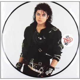 JACKSON Michael : LP Picture Bad