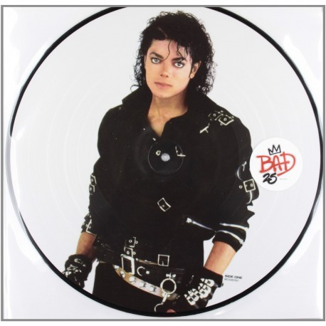 JACKSON Michael : LP Picture Bad