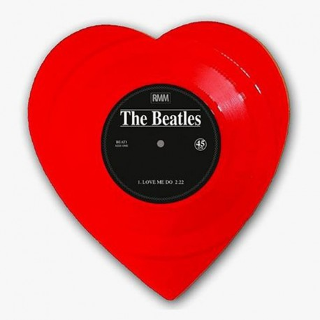 "BEATLES (the) : 10""EP Love Me Do"