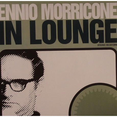 MORRICONE Ennio : In Lounge EP