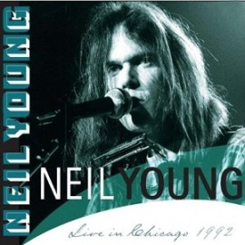 NEIL YOUNG : LPx2 Live In Chicago 1992