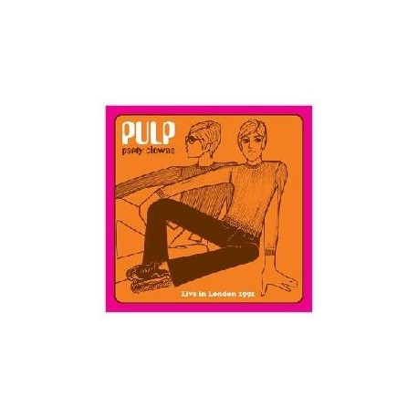 PULP : Party Clowns : Live In London 1991