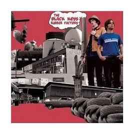 BLACK KEYS (the) : LP Rubber Factory