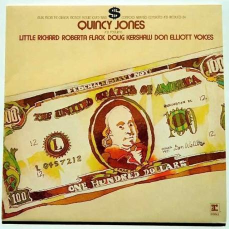 JONES Quincy : LP OST Dollars