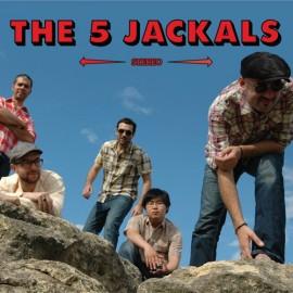 5 JACKALS (the) : LP The 5 Jackals