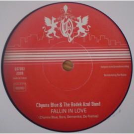 CHYNNA BLUE AND THE RADEK AZUL BAND : Fallin In Love