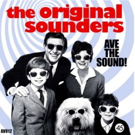 ORIGINAL SOUNDERS (the) : Ave The Sound