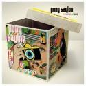 """PONY TAYLOR : 10""""EP Ponycolor Box EP"""