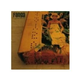 """FANGA : 12""""EP Natural Juice"""