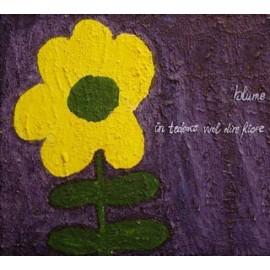 BLUME : In Tedesco Vuol Dire Fiore