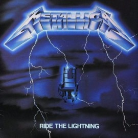 2nd HAND / OCCAS : METALLICA : Ride The Lightening