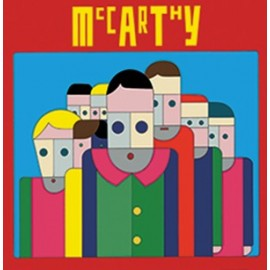 "MC CARTHY : LP+7"" Banking Violence And The Inner Life Today"