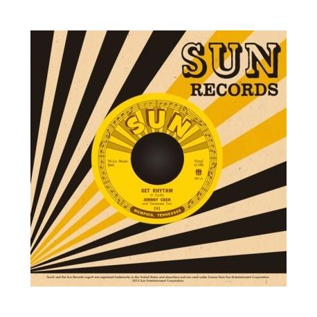 JOHNNY CASH : Get Rhythm