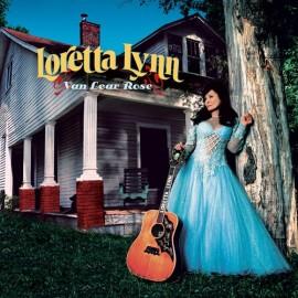 LORETTA LYNN : LP Van Lear Rose