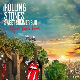 ROLLING STONES (the) : 3xLP+DVD Sweet Summer Sun, Hyde Park Line