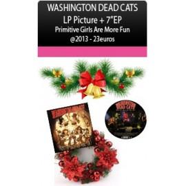 LE NOEL DE WASHINGTON DEAD CATS