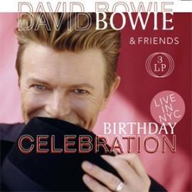 BOWIE David : LPx3 Birthday Celebration