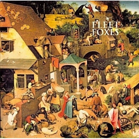 "FLEET FOXES : LP+12""EP Fleet Foxes"