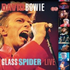 BOWIE David : LPx2 Glass Spider Live
