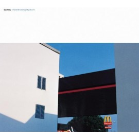 CARIBOU : LP+CD Start Breaking My Heart