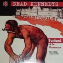 DEAD KENNEDYS : LP Funland At The Rheinterasse