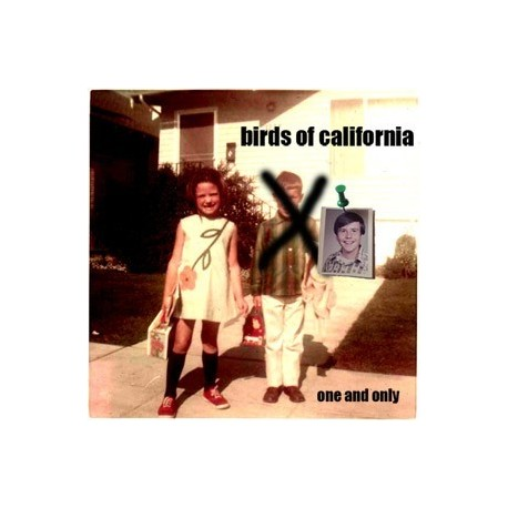 BIRDS OF CALIFORNIA : CD One And Only