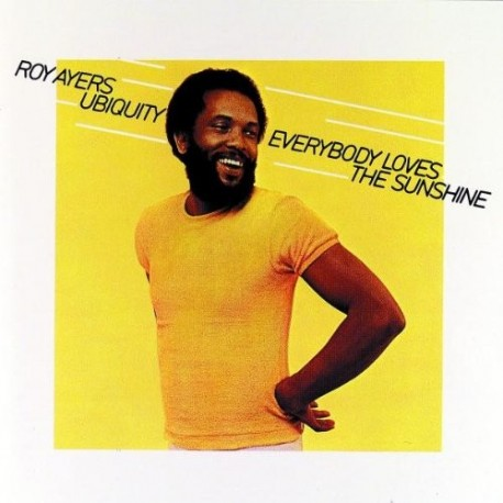 AYERS Roy : LP Everyone Loves The Sunshine