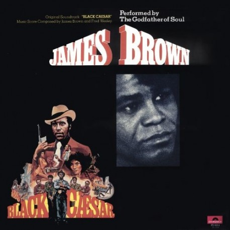 BROWN James : LP Black Caesar